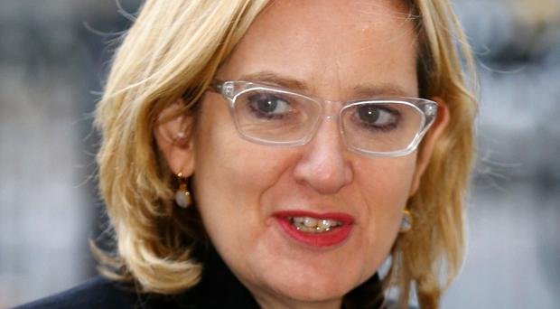 The Home Secretary said the Government is providing £13.4 million to protect Jewish sites