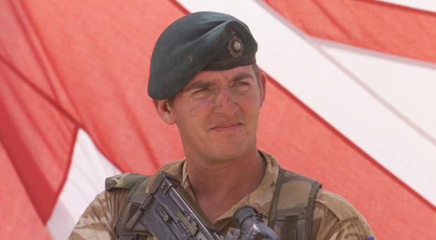 Alexander Blackman was convicted of murdering an injured Taliban fighter
