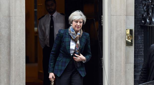 Prime Minister Theresa May is expected to use a gathering in Malta's capital Valletta to hold one-to-one talks with a series of EU leaders