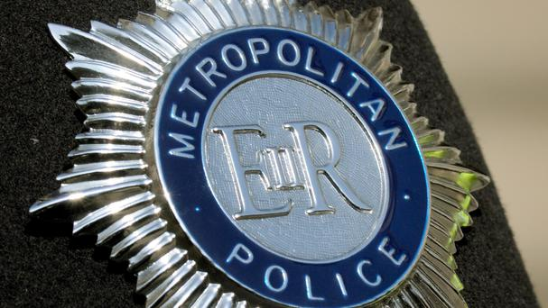 The Metropolitan Police said a 66-year-old man was knocked down near a row of shops in Croydon