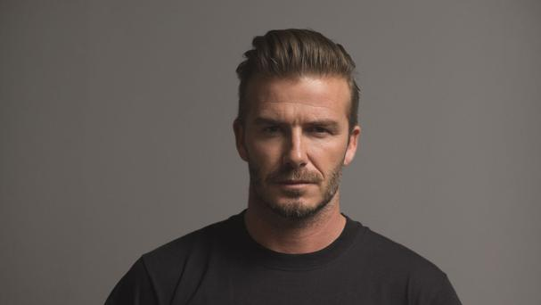David Beckham was made a Unicef Goodwill Ambassador in 2005 and has appeared in several public campaigns for the charity
