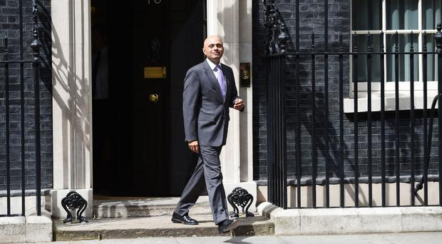 Sajid Javid said the plans would create a housing market that would provide more choice and security
