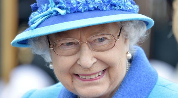 The Queen has reigned for 65 years