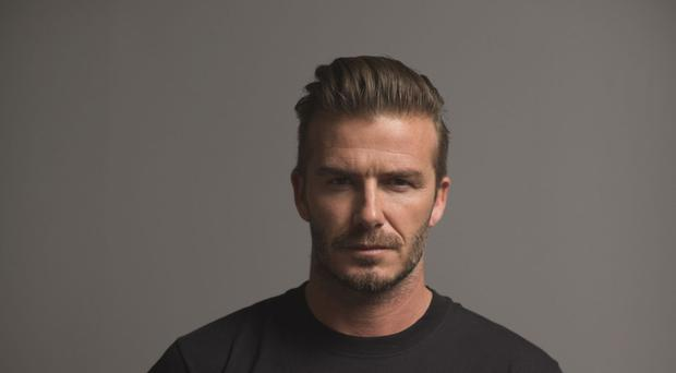 David Beckham's sports agency was reportedly blackmailed by hackers