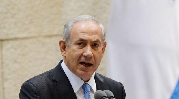 Benjamin Netanyahu has said he will be looking to deepen