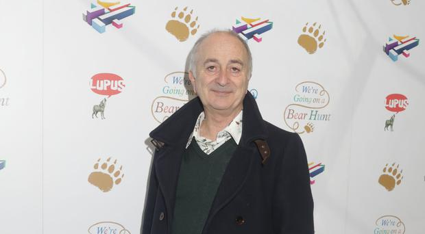 Tony Robinson is joining the protest