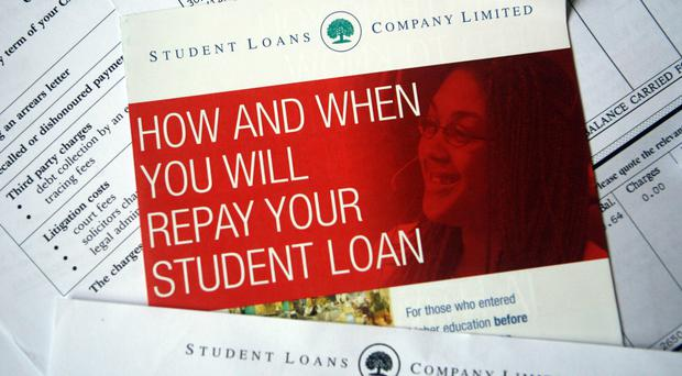 Plans to sell off the student loan debt were called off in 2014