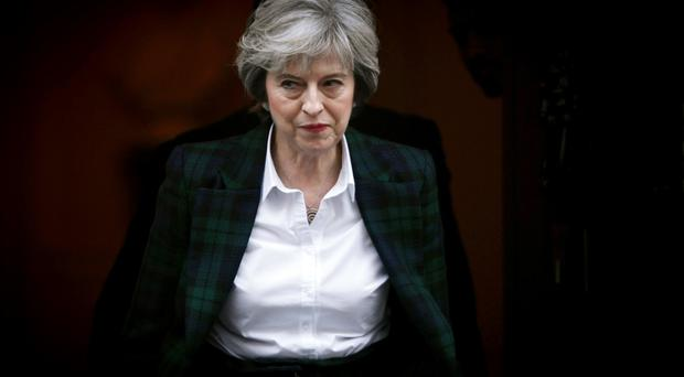 Theresa May has promised MPs and peers will be given a vote on any agreement she reaches in the talks with Brussels.