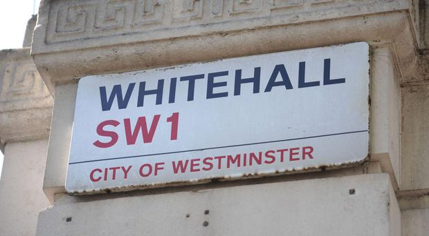 Whitehall has to increase aid spending from £55 million to £350 million annually by 2019