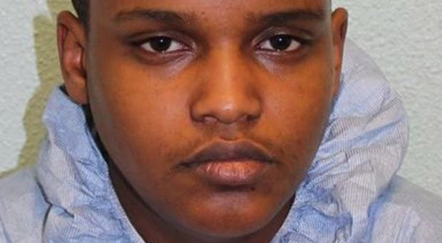 Zakaria Bulhan admitted killing an American tourist and injuring five other people during a knife rampage in London's Russell Square