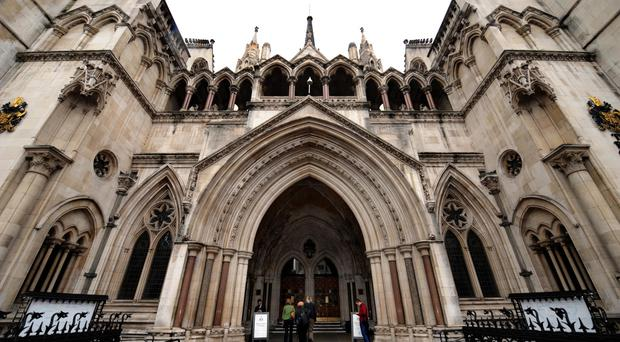The case is being heard at the High Court in London.