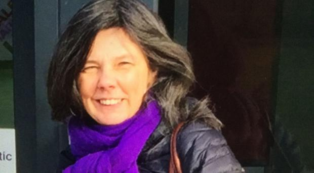 Helen Bailey said she had never argued with her fiance, he told a court