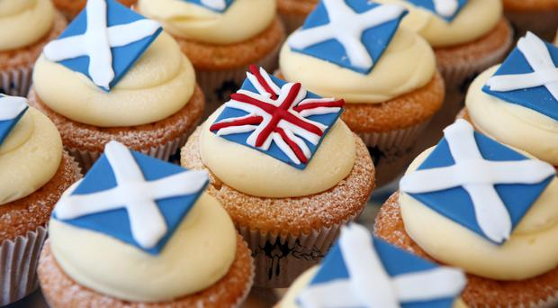 The poll found 49% of Scots back independence while 51% want to stay in the UK