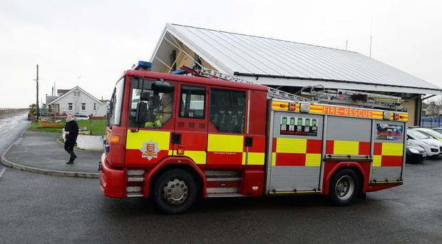 Essex Fire and Rescue attended the accident