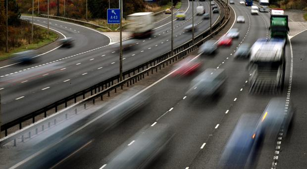 Britain's roads have never been busier, figures suggest