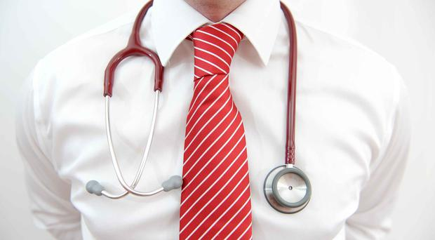 It had been planned to make doctors declare their private income