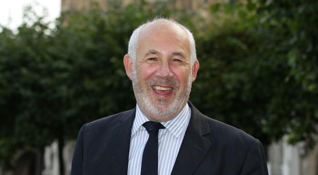 Jon Trickett has been named as shadow minister for the cabinet office