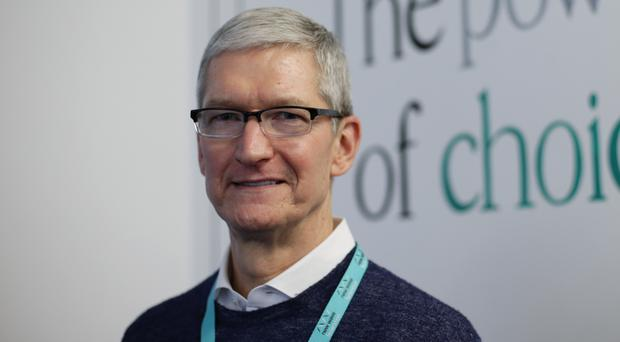 Tim Cook says a 'massive campaign' is needed