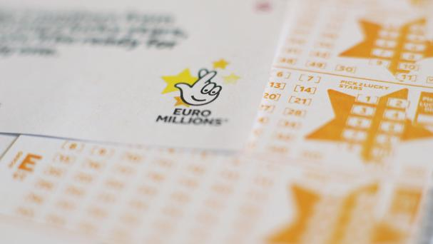 Jackpot hit £39m and will be shared between two winners in the UK and Belgium