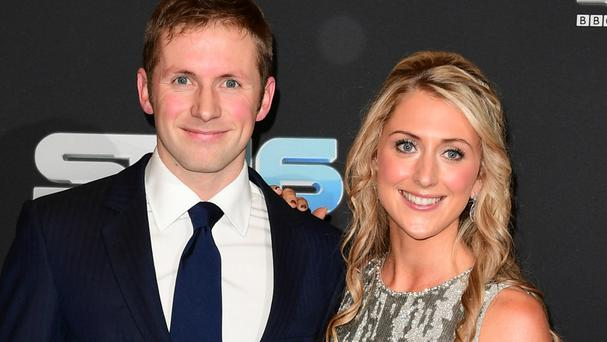 Jason and Laura Kenny married in September