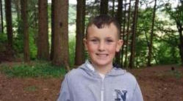 Kaden Reddick who died following incident at Topshop in Reading