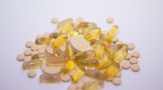 A general view of multivitamins. More than three million people across the UK could stave off infections such as colds or flu every year if everyone took Vitamin D supplements, experts have said.