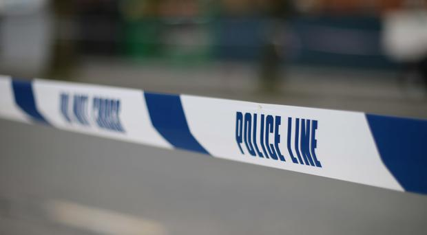 The men were arrested as part of a police investigation in Newry.