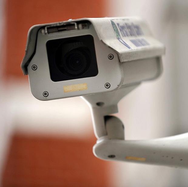 One of Dominic Littlewood's top tips is to install domestic CCTV around your home