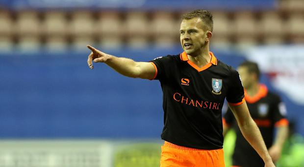 Oliver said that Jordan Rhodes was his favourite player because