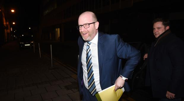 Ukip leader Paul Nuttall will address the party's spring conference in Bolton