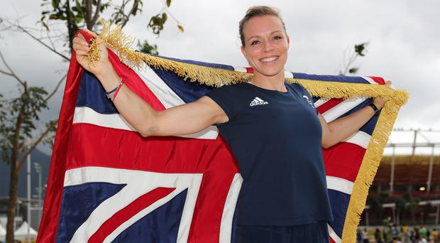 Kate Richardson-Walsh is being recognised for her outstanding career on the hockey pitch