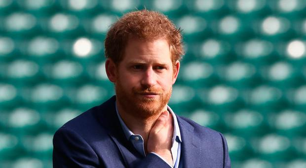 Fan: Prince Harry