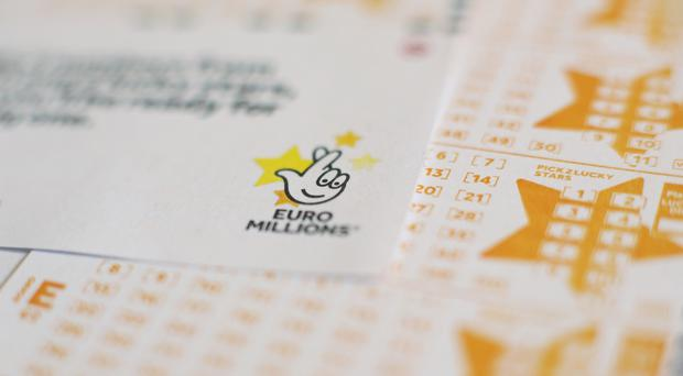 A UK ticketholder has won £14.5 million in Friday's EuroMillions draw