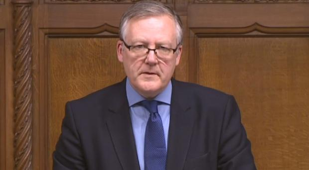 Mr Jones sought the information in a series of written parliamentary questions