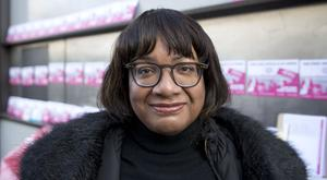 Diane Abbott warns the level of online abuse could put women off entering politics