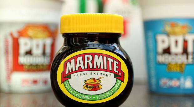 Marmite is part of Unilever's product range