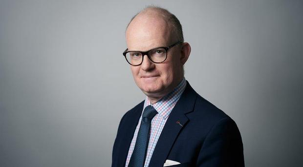 Max Hill QC who has been named the UK's new Independent Reviewer of Terrorism Legislation (Home Office/PA)
