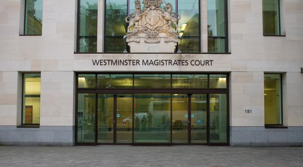 Kamran Sabir Hussain will appear at Westminster Magistrates' Court