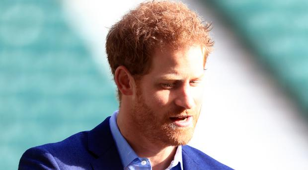 Prince Harry wants the Heads Together campaign to promote a more positive view of mental health
