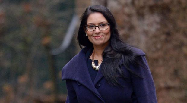International Development Secretary Priti Patel called on the world to step up support for those in need