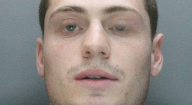 Shaun Colin Walmsley was sprung by two armed men while on a hospital visit in Liverpool (Merseyside Police/PA)