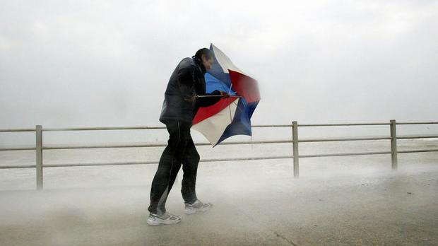 Severe weather warnings have been put in place for much of the UK, with the North and Midlands urged to
