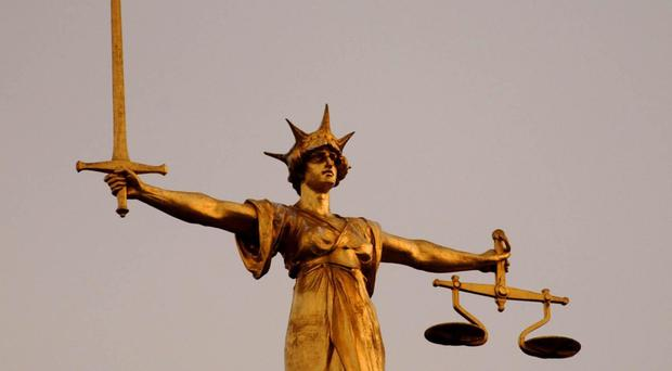 A man charged with encouraging arson with intent was the head of a highly organised and violent crime ring, a detective has told a court