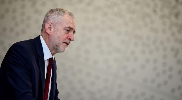 Labour leader Jeremy Corbyn will vow to do everything possible to stand up for the rights of EU citizens living in Britain