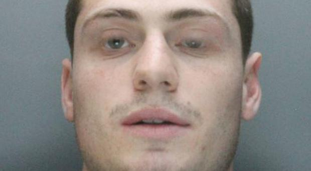Shaun Walmsley escaped custody while on a hospital visit in Liverpool (Merseyside Police)