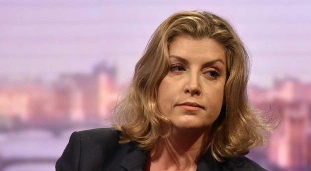 Disabilities minister Penny Mordaunt