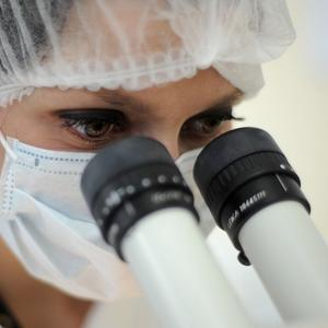 Lead scientist Beatriz Mothe said her team was on the right path to developing a treatment (File photo)
