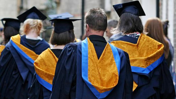 Students to be offered university degrees over two years
