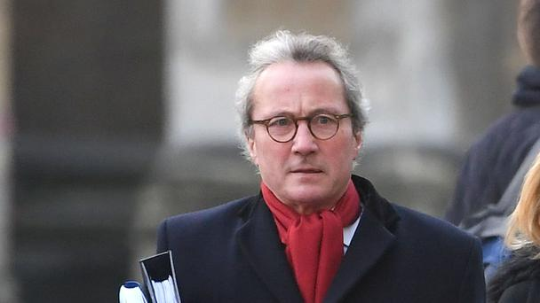 Lord Keen is charged with breaching the legislation at his Edinburgh home on December 31 last year