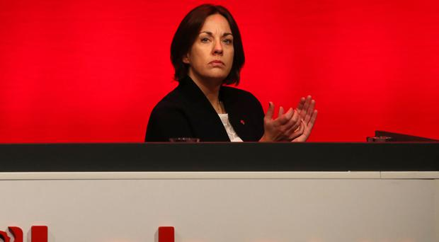 Kezia Dugdale is to pledge that while she is Scottish Labour leader the party will 'never support independence'